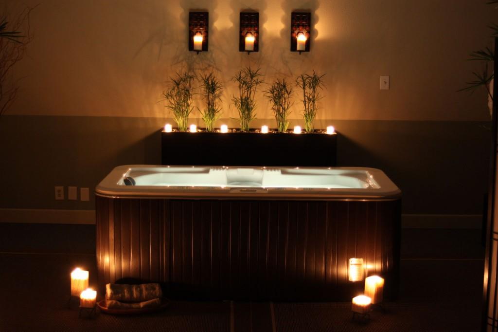 Romantic Spa Retreat – Cal Spas Hot Tubs, Spas and Swim Spas for ...